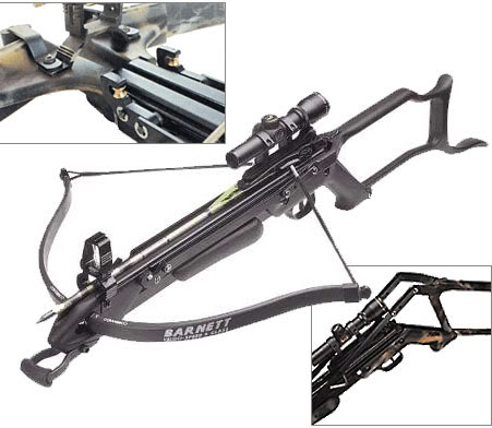 Levers, cranks, and other spanning devices. CommandoI