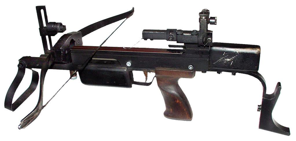 [Pistol Crossbow] Trigger design 2594