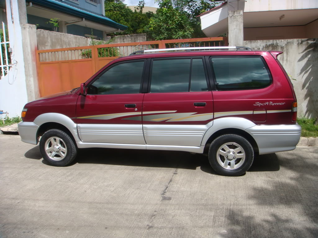FOR SALE! Secondhand Toyota Revo Sports Runner DSC05811
