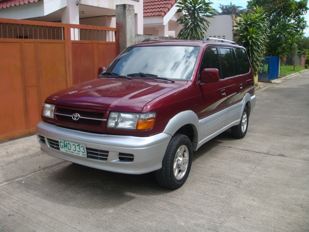 FOR SALE! Secondhand Toyota Revo Sports Runner DSC05812