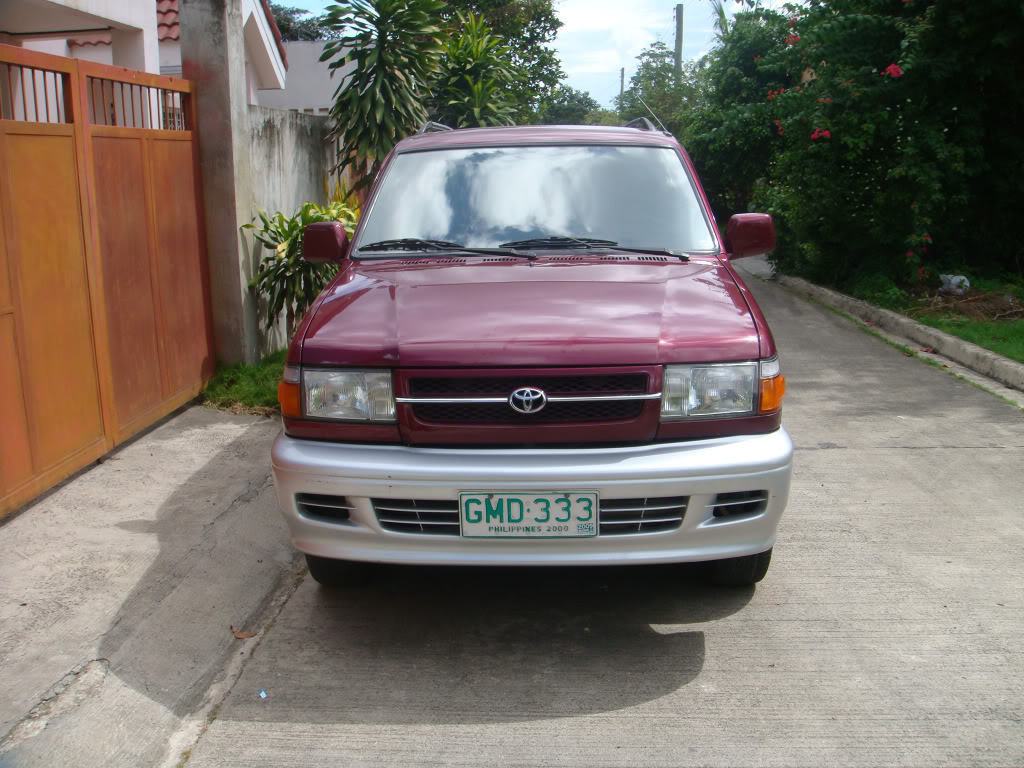 FOR SALE! Secondhand Toyota Revo Sports Runner DSC05813