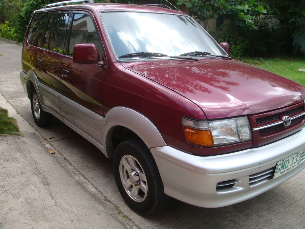 FOR SALE! Secondhand Toyota Revo Sports Runner DSC05814