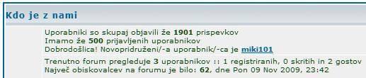 Naš forum OrlekNet ima že 500 registriranih uporabnikov! 500uporabnikov