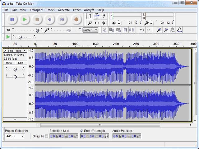 Brezplačni avdio in video programi (za predvajanje in obdelavo zvoka in videa) Audacity-portable_zpsdd8ba481