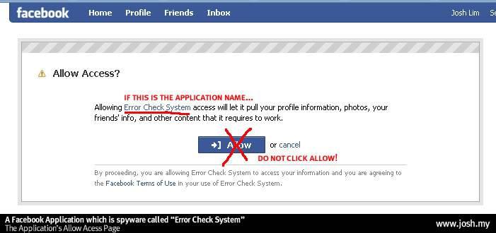 Ne nasedajte prevaram na Facebooku! Facebook-malware-donotapprove