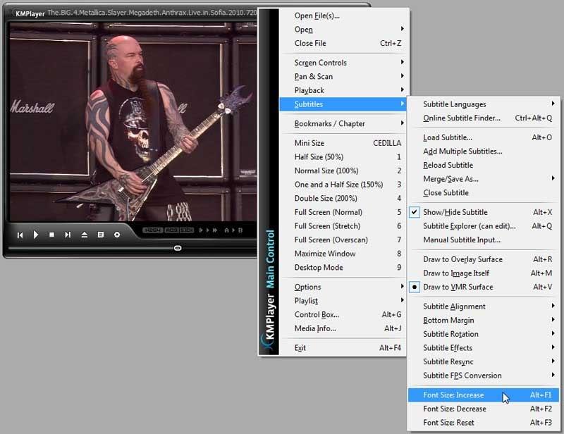 Brezplačni avdio in video programi (za predvajanje in obdelavo zvoka in videa) Kmplayer2