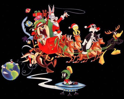 Praznična Božično-novoletna ozadja za na vaš računalnik (wallpapers) 2010_5a