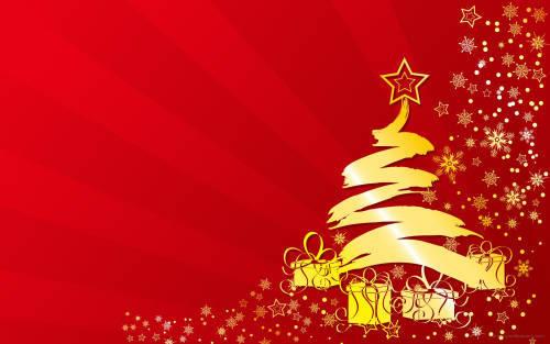 Praznična Božično-novoletna ozadja za na vaš računalnik (wallpapers) 2010_7a