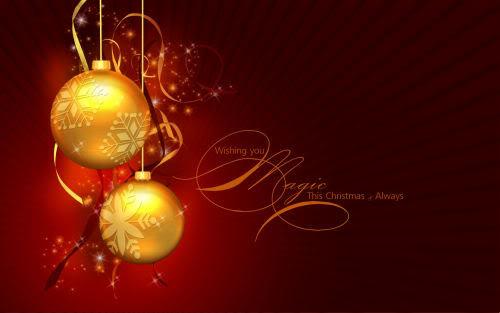 Praznična Božično-novoletna ozadja za na vaš računalnik (wallpapers) 2010_9a