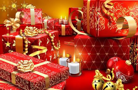 Praznična Božično-novoletna ozadja za na vaš računalnik (wallpapers) Bozic44s