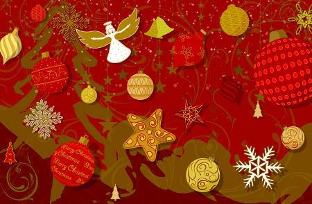 Praznična Božično-novoletna ozadja za na vaš računalnik (wallpapers) Bozic46s