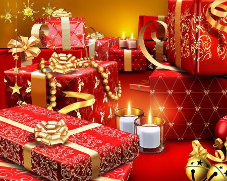 Praznična Božično-novoletna ozadja za na vaš računalnik (wallpapers) Bozic71s