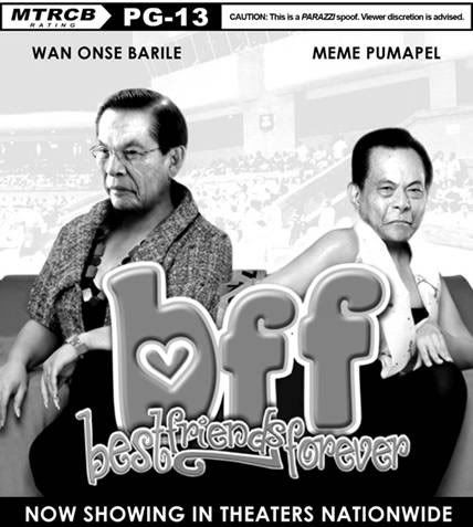 FILIPINO MOVIES -Next Attraction - watch out! W5