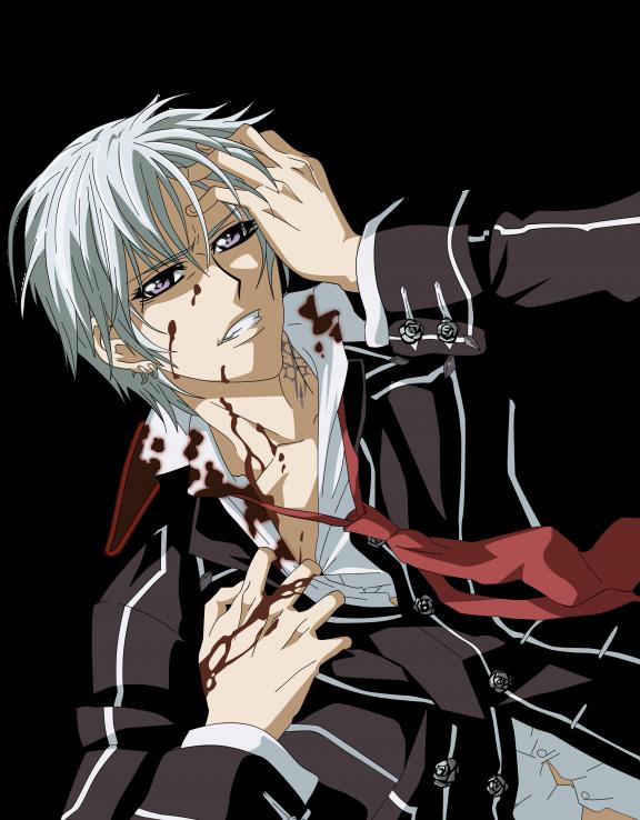 Vampire Knight - Zero Kyryuu Zeero