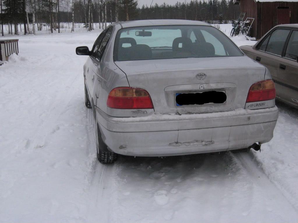 Jäsen anjovis -02/ Nissan Bluebird T12 2.0TD -90/ Persikka
