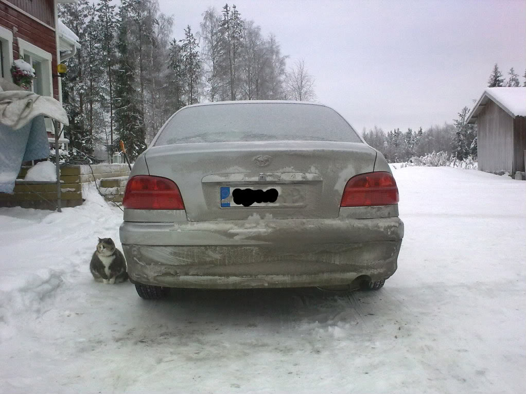 Jäsen anjovis -02/ Nissan Bluebird T12 2.0TD -90/ Ump004