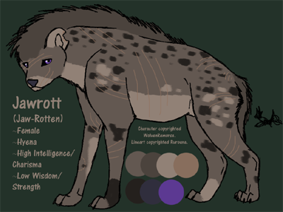 Jawrott (Hyena) SmallJawrott