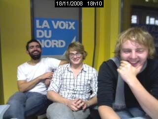 Interviews du groupe (vidéo, audio ou écrites) - Page 2 Cam10