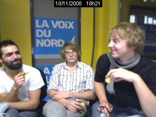 Interviews du groupe (vidéo, audio ou écrites) - Page 2 Cam24