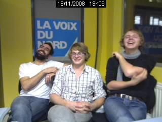 Interviews du groupe (vidéo, audio ou écrites) - Page 2 Cam9