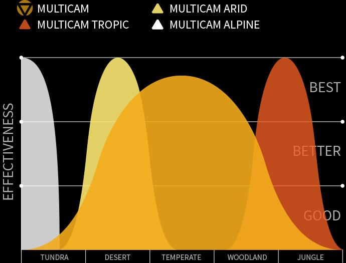 Montaraces Airsoft Club - Portal Multicam_graph