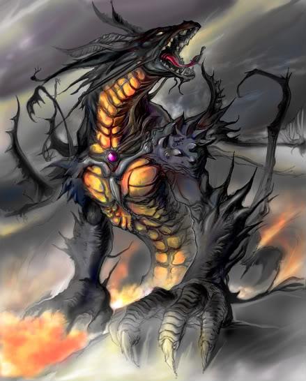 The Embodiment of Insanity  Dragon_hurlant