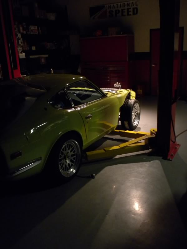 GROSSE restoration + SR20DET DSCN0097