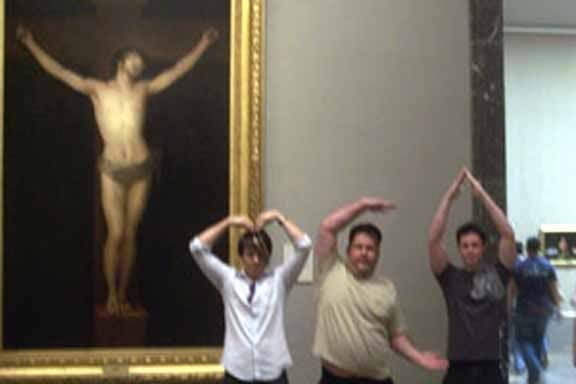 MARSBARS PICS Jesus-YMCA