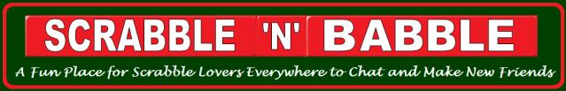 Free forum : Scrabble 'n' Babble Scrabblenbabblebanner