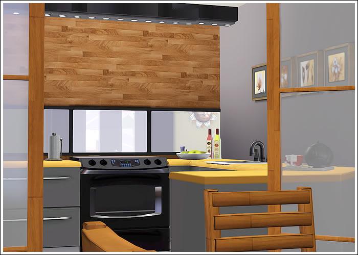 Vistoso Sims 3 Crear Isla De Cocina Viñeta - Ideas de Decoración de ...