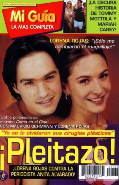 Лорена Рохас/Lorena Rojas E25