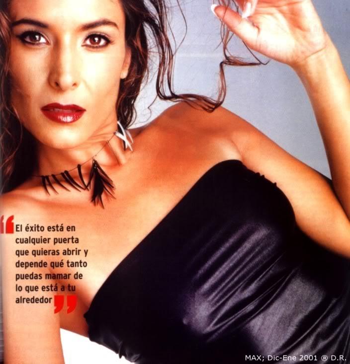 Лорена Рохас/Lorena Rojas Kl