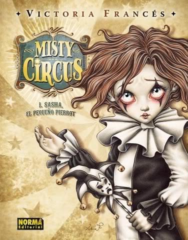 Victoria Frances Portada_misty-circus-1