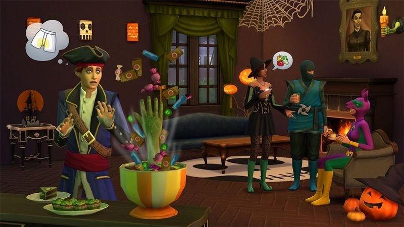 Scare Up Some Fun in The Sims 4 Spooky Stuff TS4_535_SP04_LAUNCH_01_005_zpsdbmii9b1
