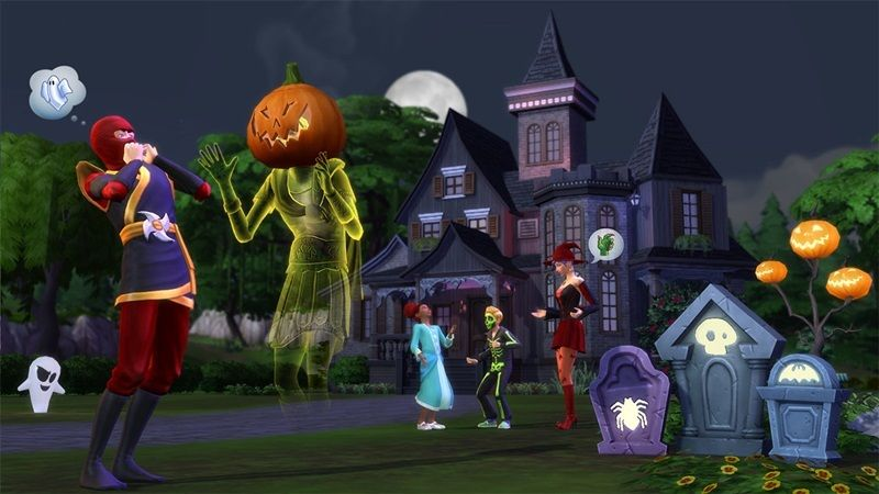 Scare Up Some Fun in The Sims 4 Spooky Stuff TS4_535_SP04_LAUNCH_04_004_zps7qnowdko