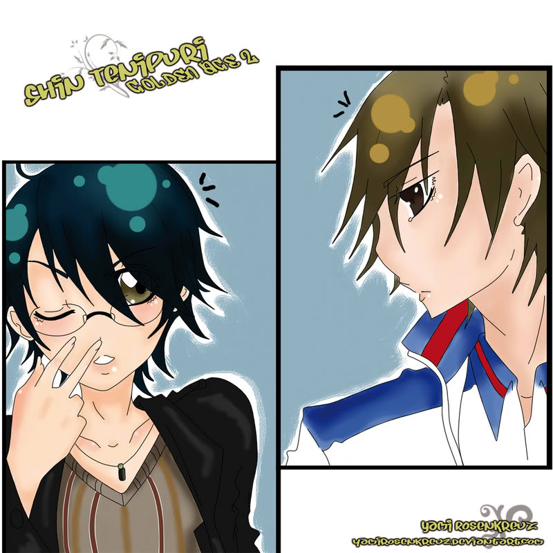 The PILLAR PAIR!! ShinTenipuri__Ryoma_megane_XD_by_YamiRosenkreuZ