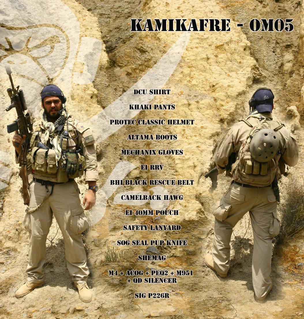 The Fallen Warriors - In honour of the fallen in OP. RW.  Reenactment moderno 2005 635fbee9