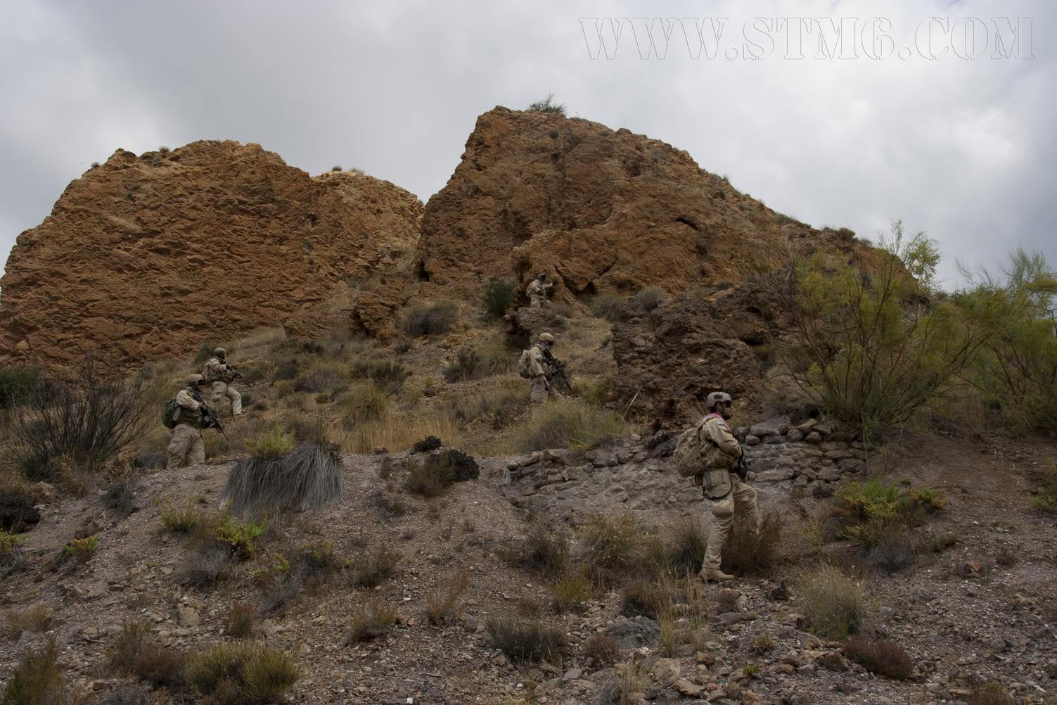 The Fallen Warriors - In honour of the fallen in OP. RW.  Reenactment moderno 2005 6e03928a