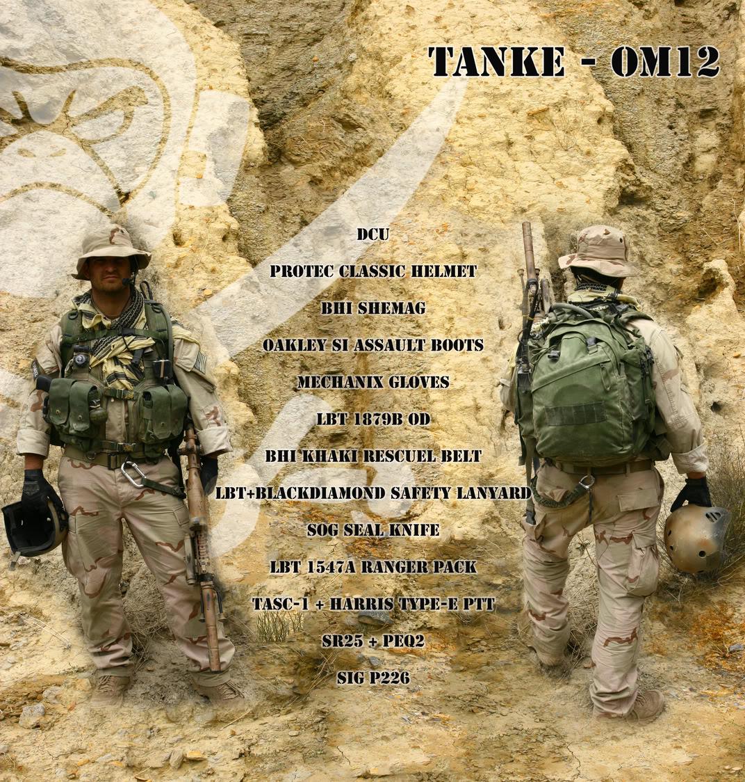 The Fallen Warriors - In honour of the fallen in OP. RW.  Reenactment moderno 2005 88d68710