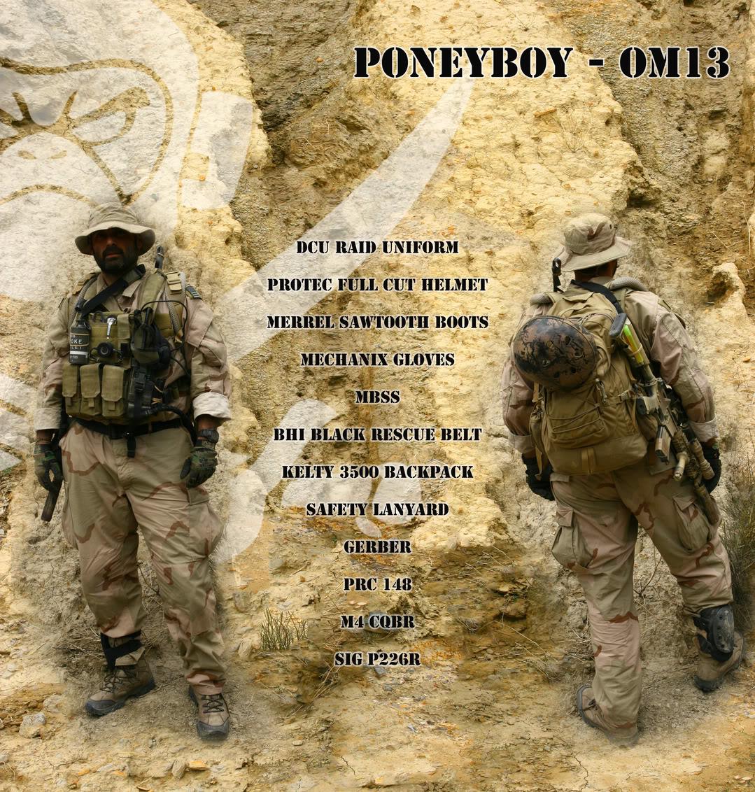 The Fallen Warriors - In honour of the fallen in OP. RW.  Reenactment moderno 2005 9d0730c4