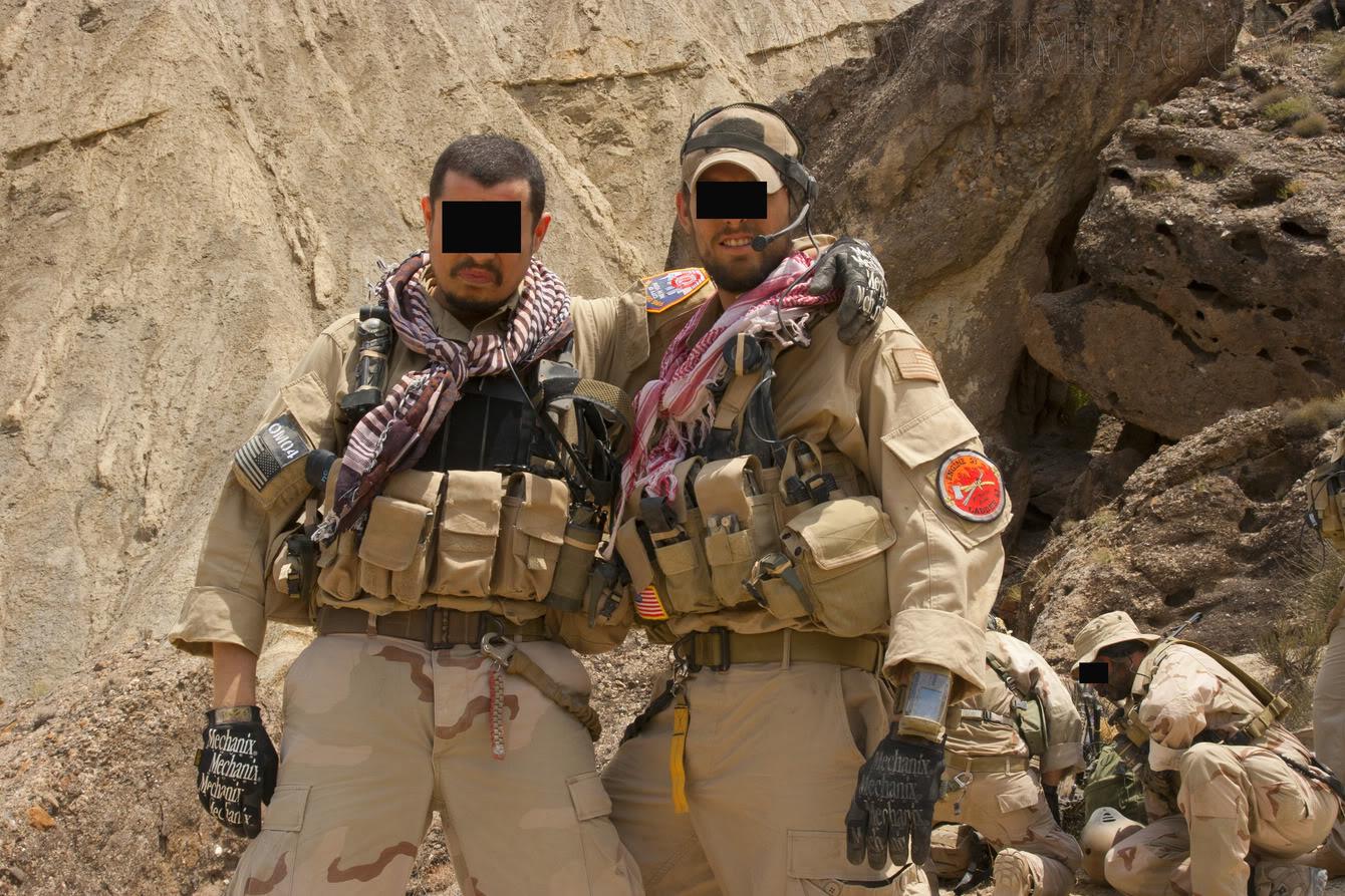 The Fallen Warriors - In honour of the fallen in OP. RW.  Reenactment moderno 2005 D7eef451