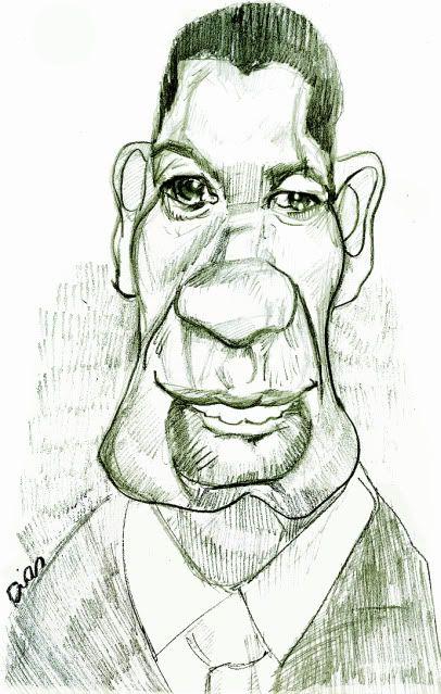 A caricatura de hoje é.... - Página 5 DenzelWashington