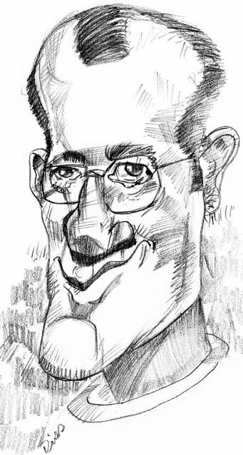 Caricatura dos Apagatti Kio