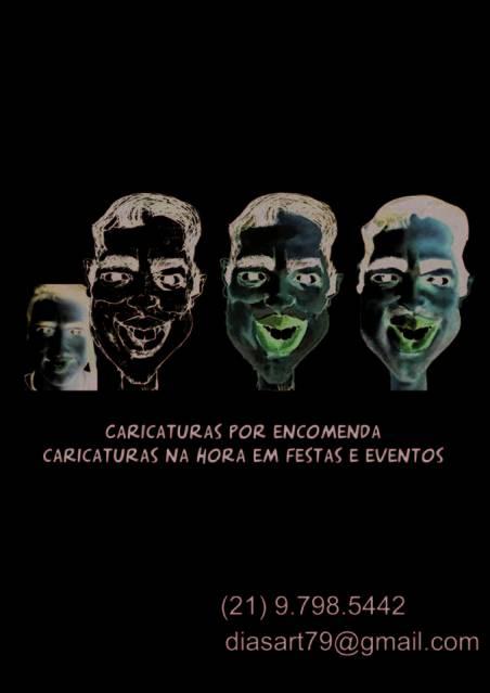 Caricaturas CartazdoMourocopy