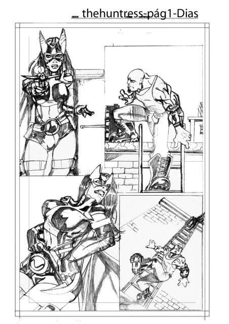 Rabiscos e Bordados - Página 4 Thehuntress-pg1-Dias