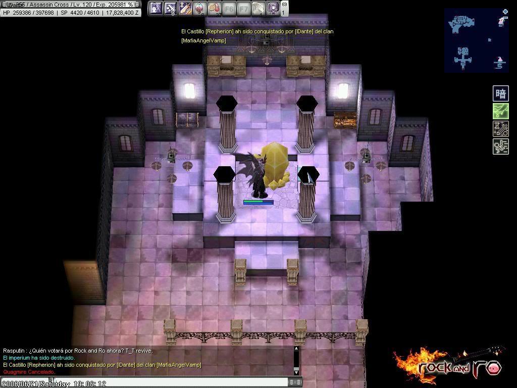 † Nuestro p`Primer Castle =) † wuiiiiiiiiiiiiii! ScreenROckandRO290