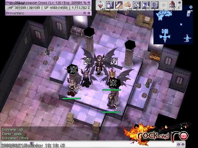 † Nuestro p`Primer Castle =) † wuiiiiiiiiiiiiii! ScreenROckandRO603