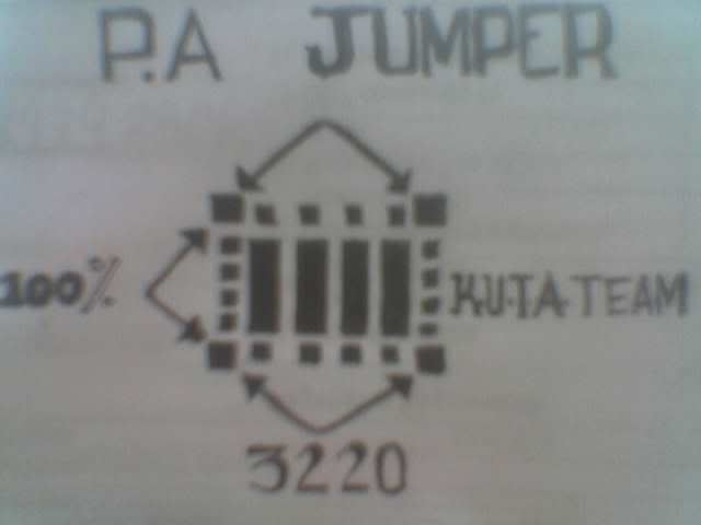3220 P.A jumper 100% tested Image085-2