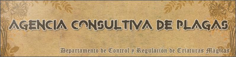 Agencia Consultiva de Plagas