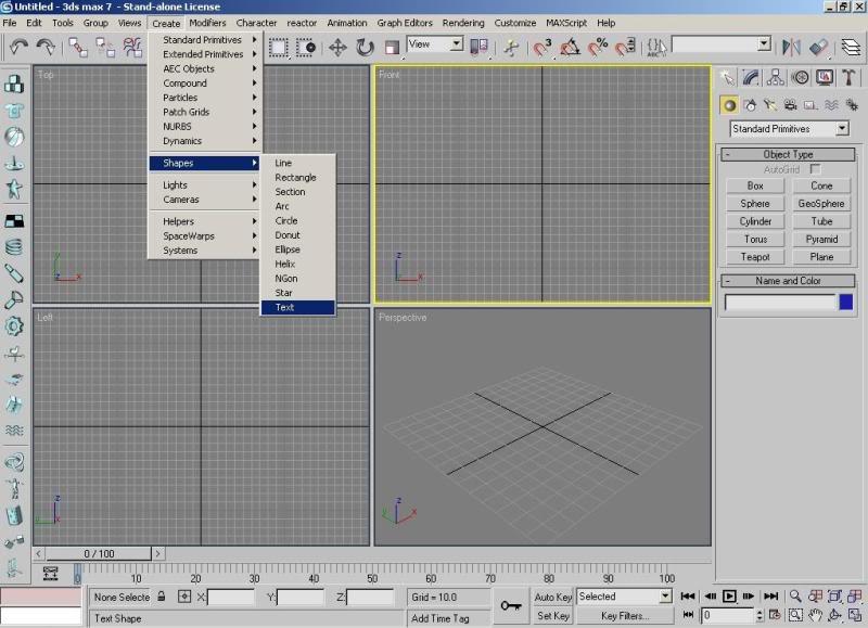 BC: Como a fazer registros em 3D de sua nave (Tutorial) T21